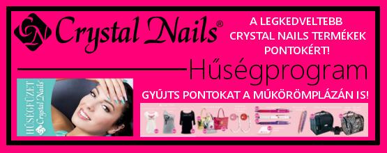 Crystal Nails Pontgyűjtés